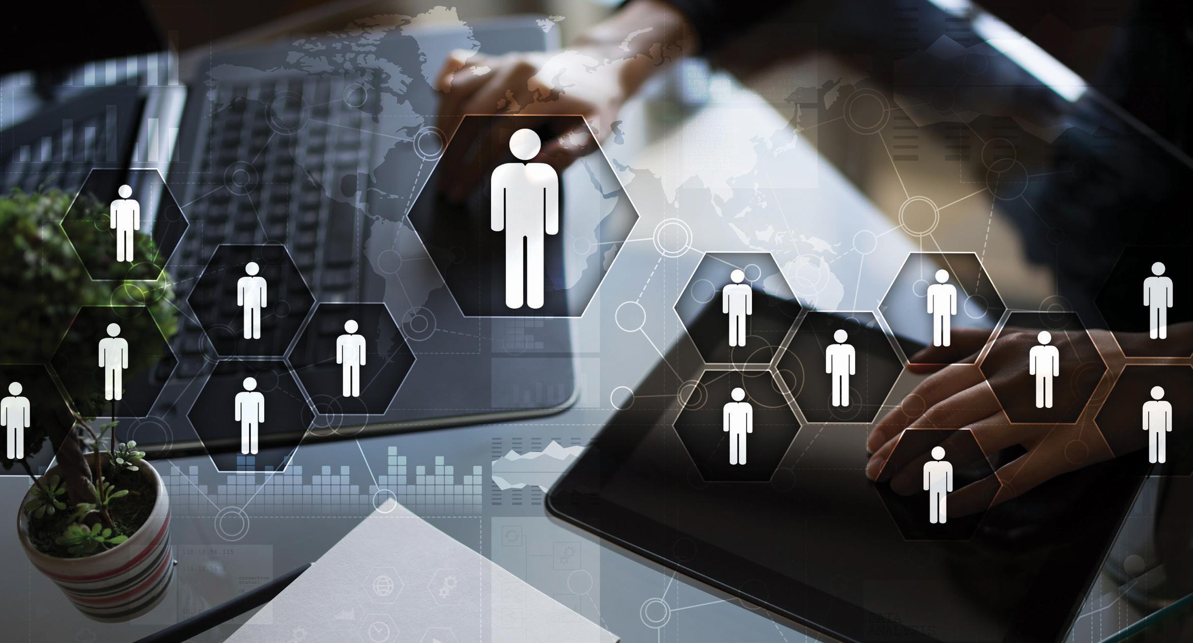 İNSAN KAYNAKLARINDA KULLANILAN TEKNOLOJILERIN DEĞIŞIMI - İnsan Kaynakları - Mono – Ortadoğu Holding Kurumsal İletişim Mecrası